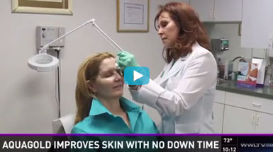 Treatment said to improve skin with no downtime