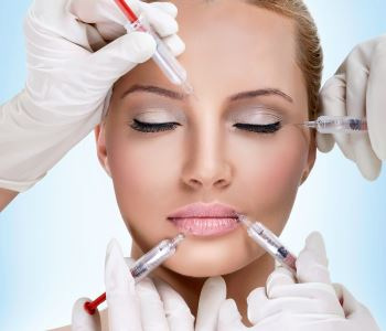 Botox procedure for youthful look from dermatologist in New Orleans