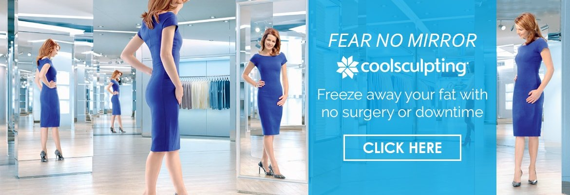 Dr Lupo selects Coolsculpting for freeze away your fat with no surgery or downtime