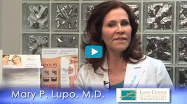 Dr. Mary Lupo discusses the benefits of Clear + Brilliant