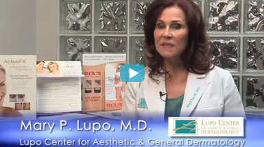 Dr. Mary Lupo discusses the benefits of CoolTouch