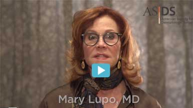 Dr. Mary Lupo discusses the benefits of restylane
