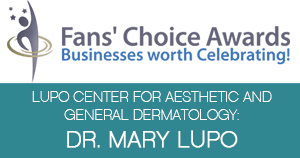Dermatologist New Orleans - Dr Mary Lupo Fans Choice Awards