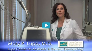 Dr. Mary Lupo discusses the benefits of Fraxel Dual