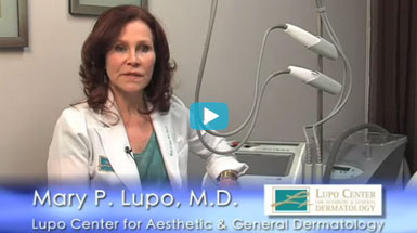 Dr. Mary Lupo discusses the benefits of PhotoRejuvenation