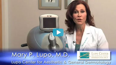 Dr. Mary Lupo discusses the benefits of Isolaz