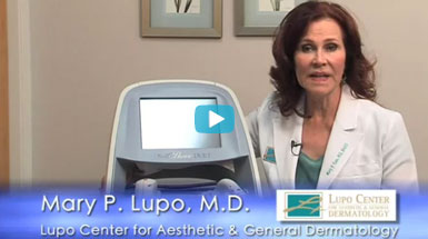Dr. Mary Lupo discusses the benefits of Laser Hair Removal