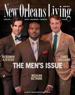 Media New Orleans - Dr Lupo Featured in New Orleans Living, June 2012