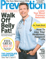 Media New Orleans - Dr Lupo Featured in Prevention, August 2012