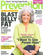 Media New Orleans - Dr Lupo Featured in Prevention, May 2012