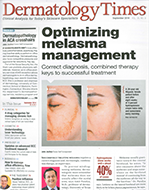 Media New Orleans - Dr Mary Lupo Featured in Dermatology Times September 2014