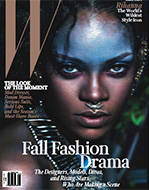 Media New Orleans - Dr Mary Lupo Featured in Fal lfashion Drama - Sep 2014 Magazine