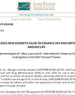 Media New Orleans FDA approves new cosmetic filler to enhance lips