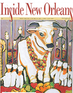 Media New Orleans - Dr Mary Lupo Featured on Inside New Orleans - February 2016