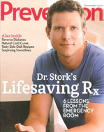 Media New Orleans - Dr Lupo Featured on Prevention Magazine November 2013