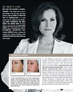 Media New Orleans - Dr Lupo Featured in New Beauty, Win - Spr 2010