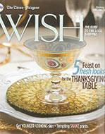 Media New Orleans - Dr Mary Lupo Featured in Wish November 2014