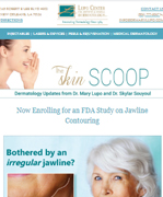 Dr Mary Lupo Lupo Center for Aesthetic and General Dermatology August and September 2018 Newsletter