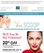 Dr Mary Lupo Lupo Center for Aesthetic and General Dermatology February 2021 Newsletter