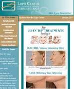 Dr Mary Lupo Lupo Center for Aesthetic and General Dermatology January 2015
