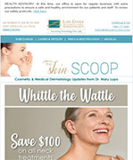 Dr Mary Lupo Lupo Center for Aesthetic and General Dermatology November 2020 Newsletter