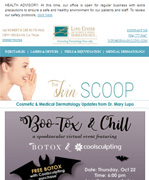 Dr Mary Lupo Lupo Center for Aesthetic and General Dermatology October 2020 Newsletter