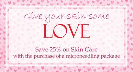 Dermatology Promotions New Orleans 25% off Skin Care with Microneedling Package
