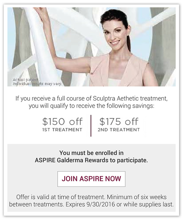 Dermatology Promotions New Orleans - Join Aspire