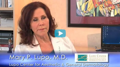 Dr. Mary Lupo discusses the benefits of Radiesse