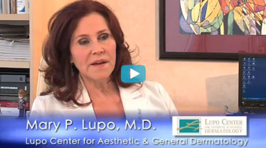Dr. Mary Lupo discusses the benefits of Sclerotherapy