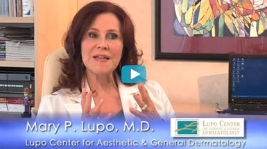 Dr. Mary Lupo discusses the benefits of Sculptra