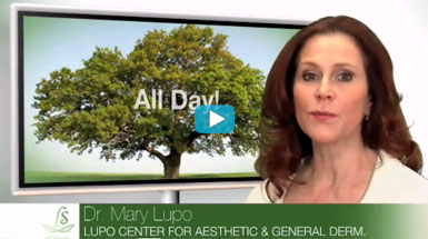 Dr. Mary Lupo discusses about daily Skin Care