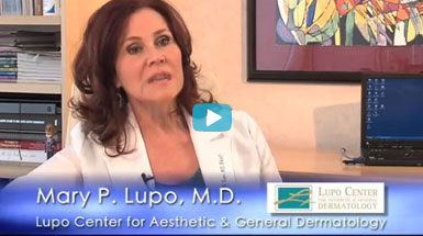 Dr. Mary Lupo discusses the benefits of Skin Care