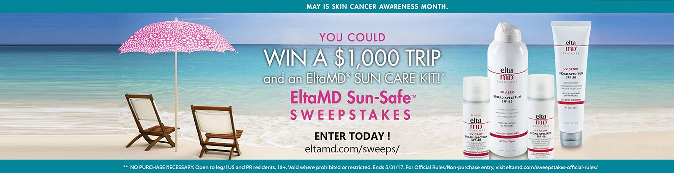Win a FREE Trip While Learning How to Prevent Skin Cancer